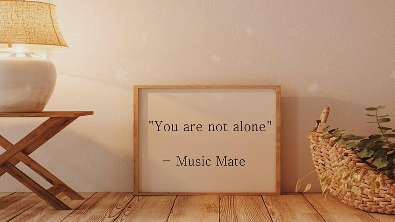 """당신에게 힘이되는 댓글☁위로하는 수면음악 """"You are not alone"""""""