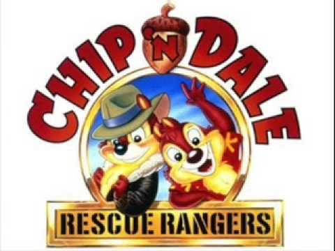 HVGN's Chip 'N Dale Rescue Rangers Theme Remix (with MP3)