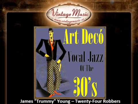 James Trummy Young -- TwentyFour Robbers