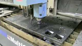 6000 Series Plasma   Bevel   Drill and Tap