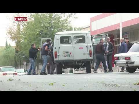 Ermenistan ordusu sivil saldırılarını artırdı