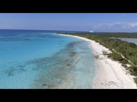 Lighthouse Beach, Eleuthera- 4K Drone- Eleuthera, Bahamas