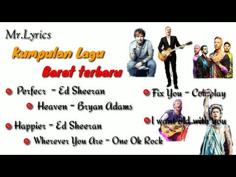 Kumpulan Lagu Barat Terbaru Dan Terpopuler 2018 Nonstop