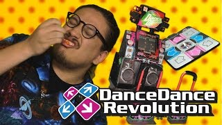 Dance Dance Revolution | Hot Pepper Game Review | ft. FrankJavCee