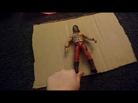 How to make a WWE stage for figures (tutorial)