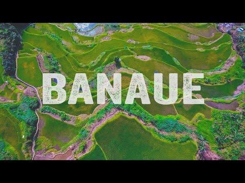 Travel Vlog #02: Manila, Banaue and Batad rice terraces, Philippines.