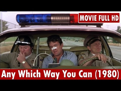 Any Which Way You Can 1980 Movie **  Clint Eastwood, Sondra Locke, Geoffrey Lewis