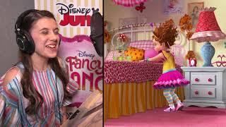 Learn more about the Making of Disney Junior's Fancy Nancy