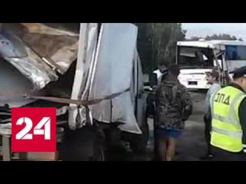ДТП под Омском: водитель признал свою вину