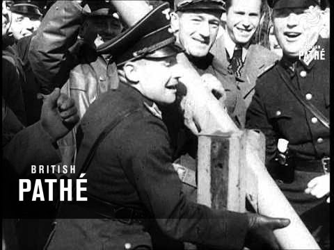 Time To Remember -  Wind Up Week  1938  - Reel 1 (1938)