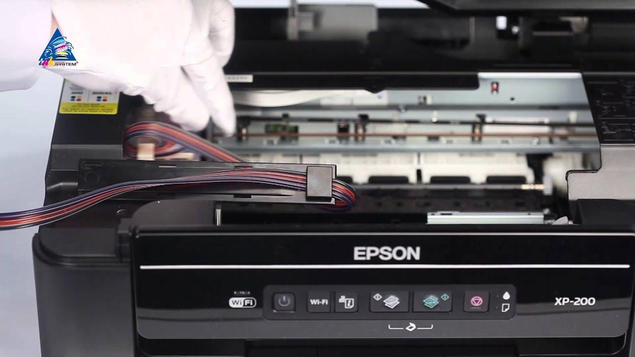 Epson XP-200 Driver Printer Download & Setup for Windows 10 8 7