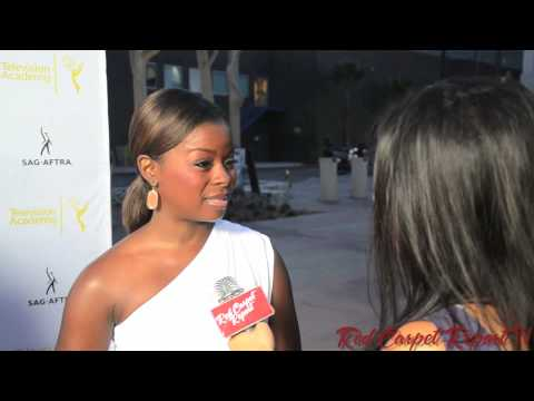 Erica Tazel at the 66th Emmy Awards Dynamic & Diverse Reception Emmys
