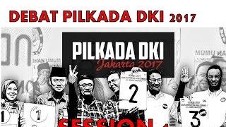 FULL! Debat Pilkada DKI 2017 Session 1 | Vybe Indonesia