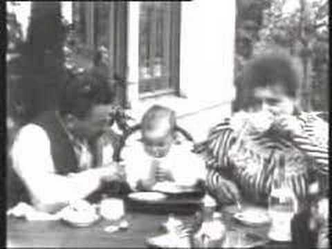 Le repas de bébé, Lumière, 1895