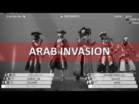 AC4 Deathmatch: Arab invasion in St Matheu DM3
