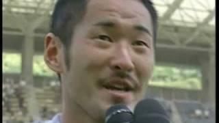 【アビスパ福岡】2008.05.25 vs仙台 試合後ヒーローインタビュー