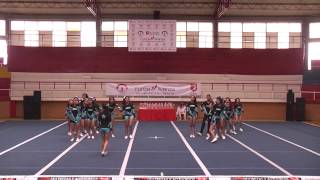 Liseo Antonio Toledo  - VIII Campeonato Abierto Cheers y Dance Eagles All Stars