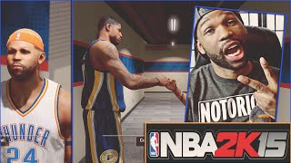 NBA 2K15 PS4 My Career - NBA Finals Game 7 (Full Game) | xChaseMoney