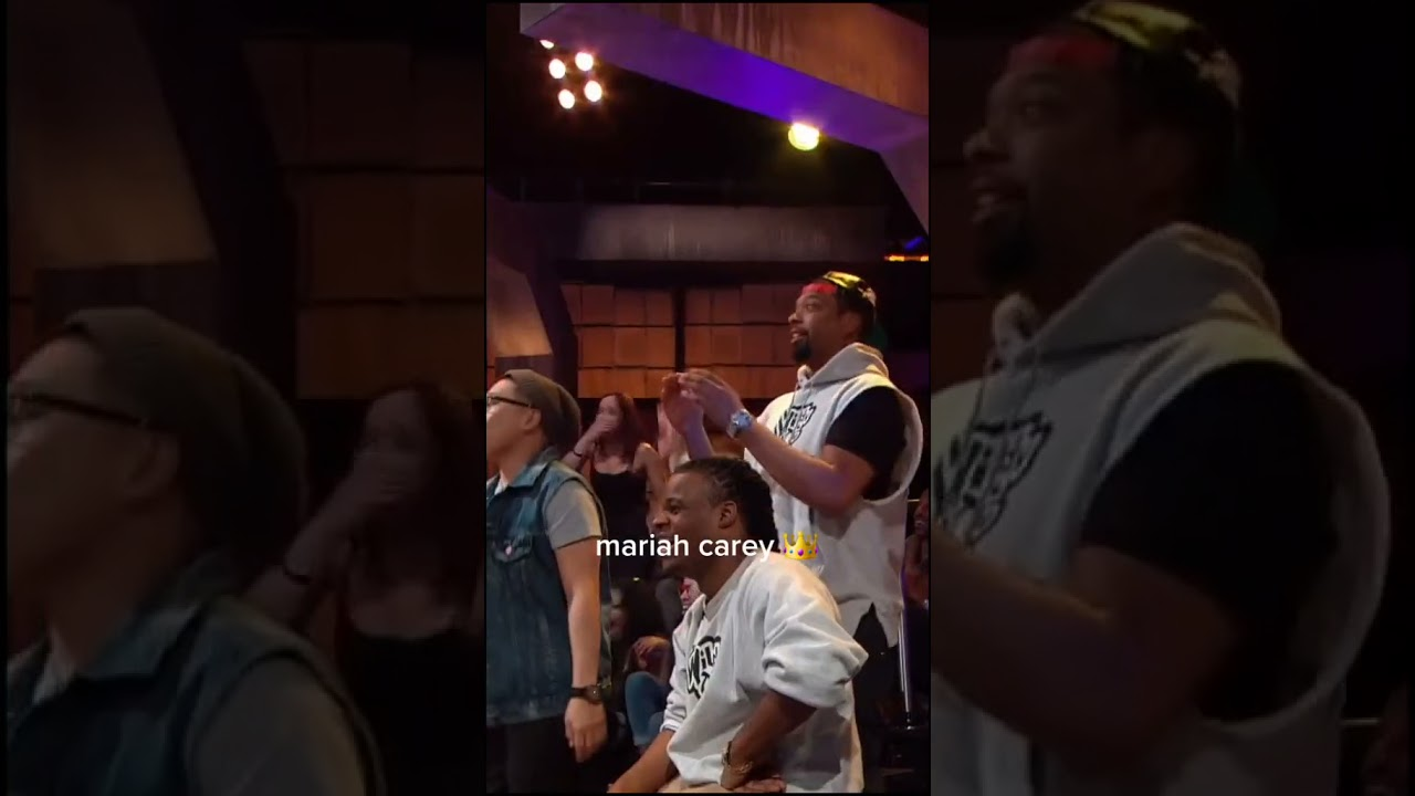 Download Mariah Carey surprised Nick Cannon on his show Wild n out!🙈🤣🤣