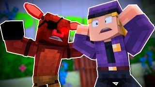 Foxy Goes Crazy! | Minecraft FNAF Roleplay