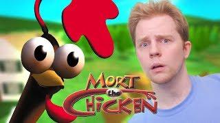 Mort the Chicken - Nitro Rad