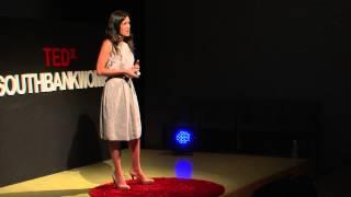 Empowerment -- it takes a village: Justine Bloome at TEDxSouthBankWomen