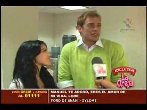 maite perroni y willian levy