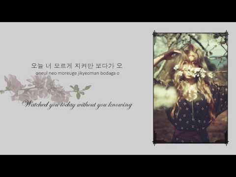 Taeyeon 태연 (Farewell)먼저 말해줘 Han | Rom | Eng