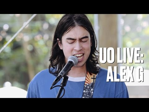 "Alex G ""Boy"" — UO Live"