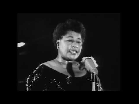 ELLA FITZGERALD LIVE IN AUSTRALIA 1960 (HD)