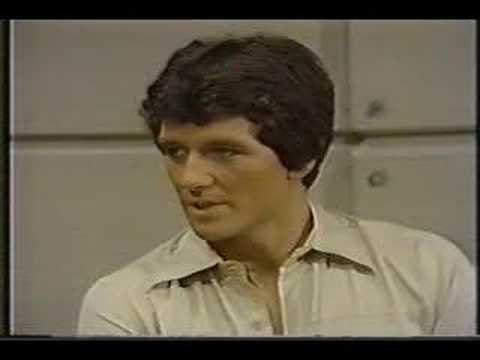Patrick Duffy 1977  on Mike Douglas Part Three