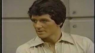Patrick Duffy 1977 Interview on Mike Douglas Show-Part Three