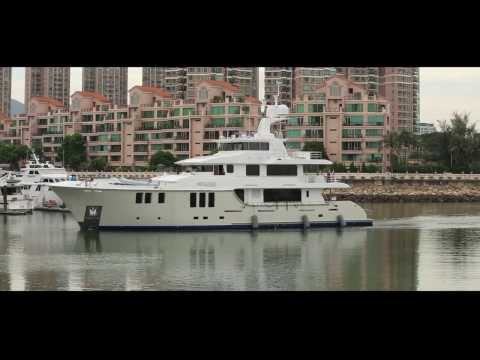 Nordhavn 120 Delivery - China to Vancouver