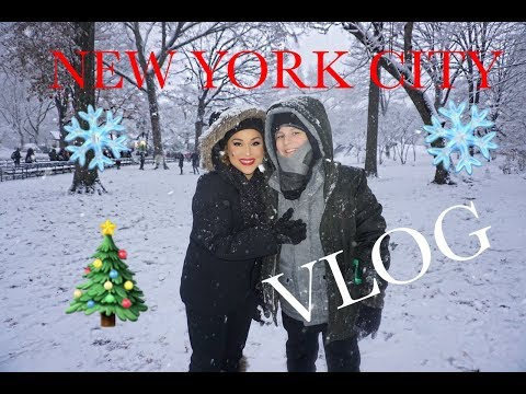 VLOG: OUR TRIP TO NEW YORK CITY