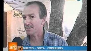 Vivo en Argentina - Goya, Corrientes: Corredor turístico Paraná Sur - 27-04-12