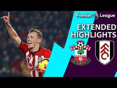 Southampton v. Fulham | PREMIER LEAGUE EXTENDED HIGHLIGHTS | 2/27/19 | NBC Sports