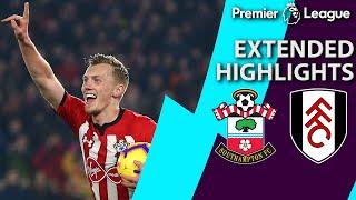 Southampton v. Fulham | PREMIER LEAGUE EXTENDED HIGHLIGHTS | 2/27/19 | NBC Sports