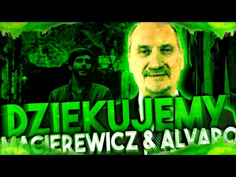 Antoni Macierewicz ft. Alvaro Soler - Dziękujemy | Remix Hargris