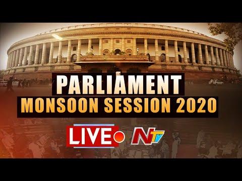 Lok Sabha Live   Parliament Monsoon Session 2020 Live   16-09-2020   NTV Live