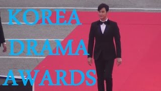 Korea Drama Awards Red Carpet (Kim Soo Hyun, Kim Jaejoong and more)