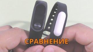 видео Фитнес браслет Xiaomi Mi Band 2: обзор, где купить, отзыв, отличие от первой версии