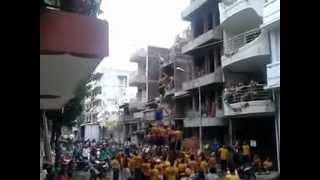 Dahi Handi Mahotsav Navsari Bazar Montu DJ