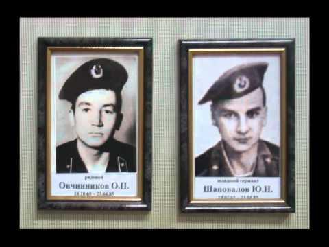 Книга Памяти 334 ООСпН