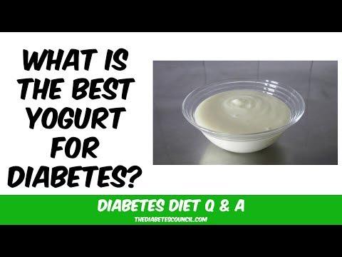 What Kind Of Yogurt Is Good For Diabetes
