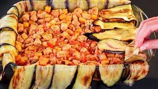 Баклажаны в духовке - самое любимое летнее блюдо нашей семьи!   Appetitno.TV