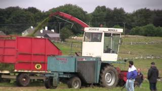 Dunmore Vintage Silage Day & Single Chop World Record