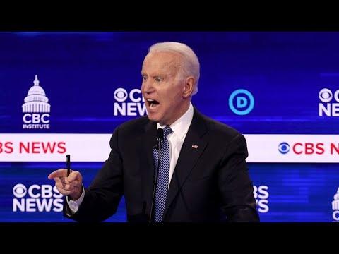 Joe Biden Calls China's Xi Jinping a 'Thug'
