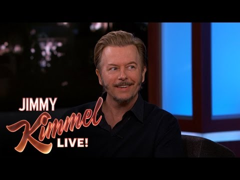 David Spade on Christopher Walken