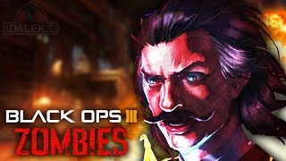 Black Ops 3 Zombies STORYLINE - NERO