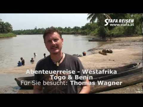 STAFA REISEN Video: Benin, Westafrika